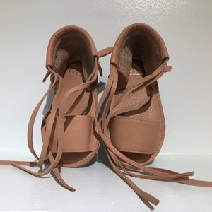 Baby Boho Sandals by Ili & Charlie in Size 4.